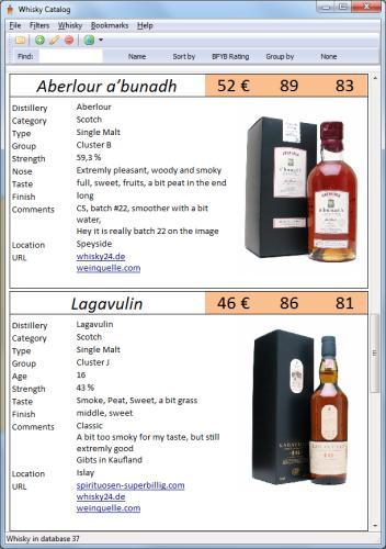 Whisky Catalog 1.0.7.0 full